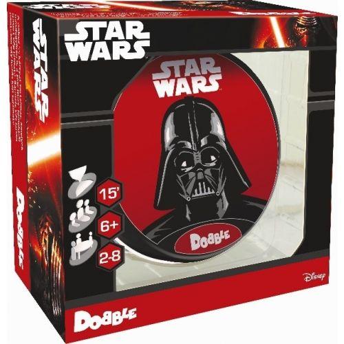 Dobble: Star Wars kártya és társasjáték 6 éves kortól - Asmodee