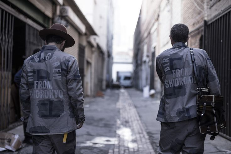 """HUF Teams up With United Arrows & Sons for Military Influenced """"Downhill"""" Capsule"""