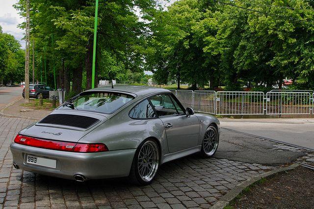 porsche 993   Porsche 993 4S (with BBS Rims)   Flickr - Photo Sharing!