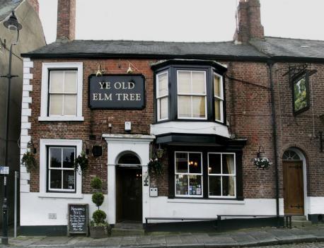 Ye Old Elm Tree serves good home-cooked food, real ales and beers.