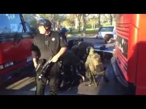 Denver Police Department So Set on Stifiling Protests That They Pepper Sprayed a 12 Year Old | The Free Thought Project