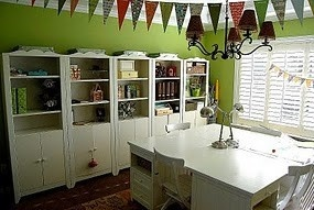 organizingDining Rooms, Schools Room, Dreams, Offices, Crafts Spaces, Crafts Room, Room Ideas, Painting Colors, Craft Rooms