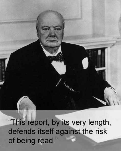 17 Times Winston Churchill Proved He's The Prime Minister Of Burns. Pretty funny stuff here.