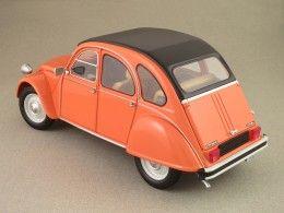 Citroën 2CV6 Spécial (Minichamps) 1:18
