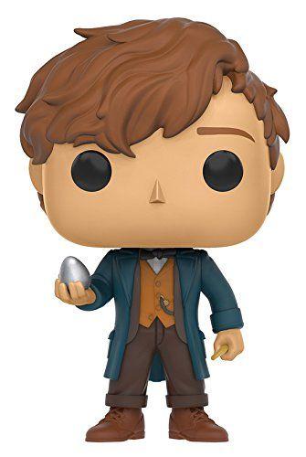 Funko - Figurine Harry Potter Les Animaux Fantastiques - Newt Scamander With Egg Pop 10cm - 0889698104050: Amazon.fr: Jeux et Jouets