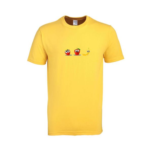 Strawberry Apple Banana Emoji T Shirt T Shirt Banana Mens Tops
