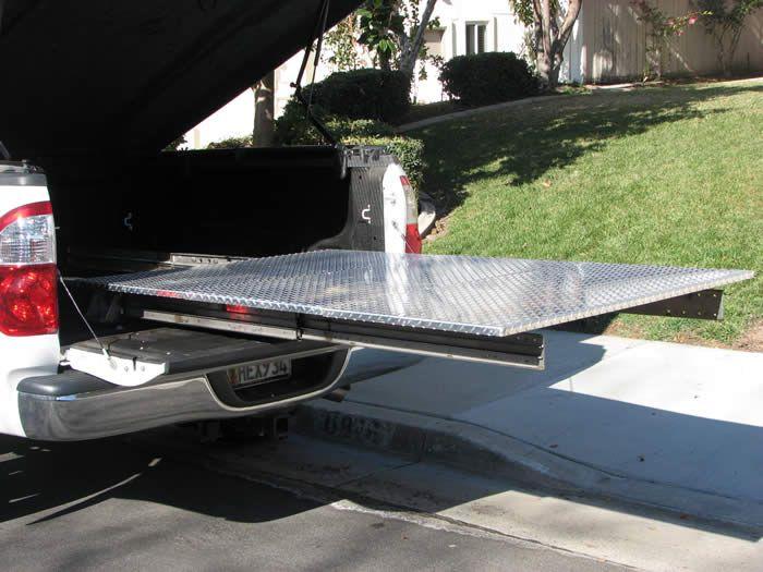 Truck Bed Slide Toyota Pickup Truck