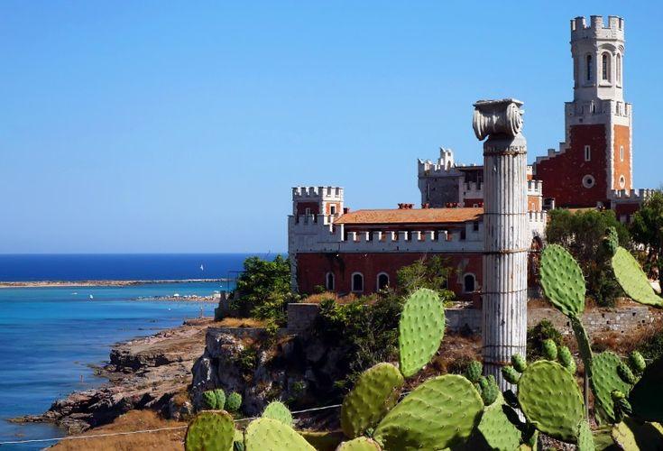 Tafuri #Castle   Isola Capo Passero SR, Sicilia, Italy
