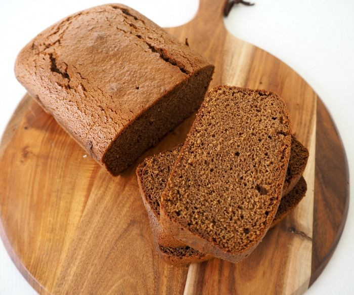 This Thermomix Ginger Loaf is so simple to put together and is perfect with a cup of tea or as a special treat in the kids lunch box!