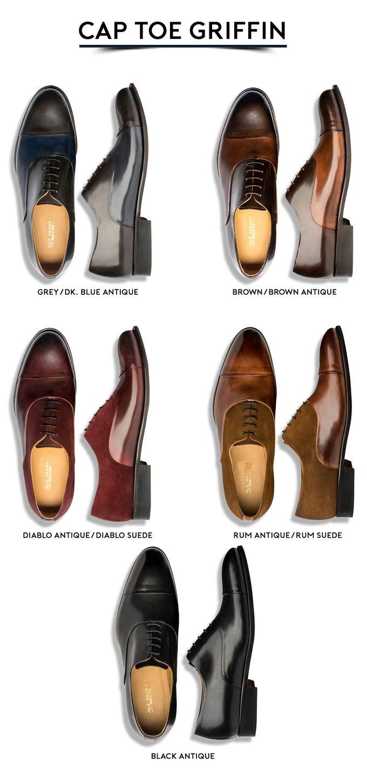Artisan Dress Shoes Reinvented for the Modern Gentleman by Ace Marks — Kickstarter