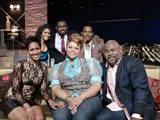 Tamela Mann Tyler Perry Meet the Browns