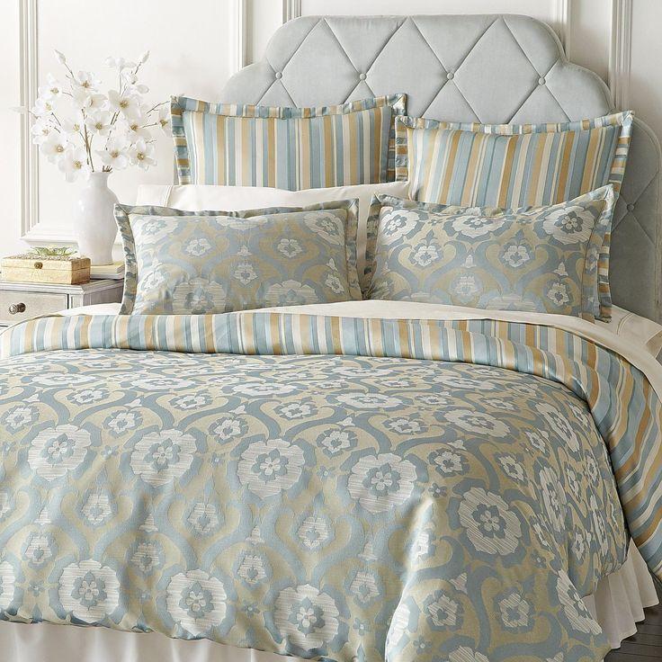 Colette Jacquard Duvet Cover Sham Blue Pier 1 Imports Master Bedroom Pinterest Duvet