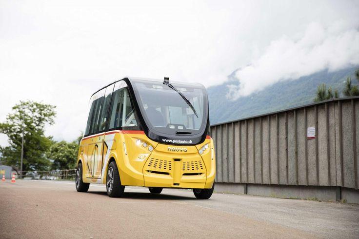 Zwitserland start test met zelfrijdende bus in stadscentrum  In het Zwitserse stadje Sion rijden de komende twee jaar een tweetalzelfrijdende bussen door de straten. Het is geen los project buiten het normale openbaar vervoer in de stad om maar gewoon een dienst van busmaatschappij PostBus. De software die de zelfrijdende bus aanstuurt is ontwikkeld door de Zwitserse startup BestMile. Dit is een spin-off van het Zwitserse onderzoeksinstituut EPFLuit Lausanne.  Het project doet een beetje…