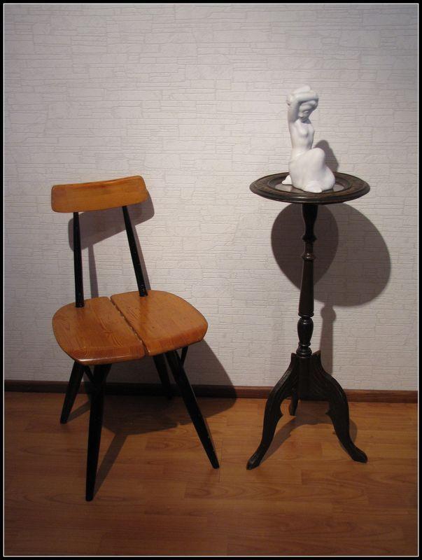 PIRKKA chair, designed by Ilmari Tapiovaara