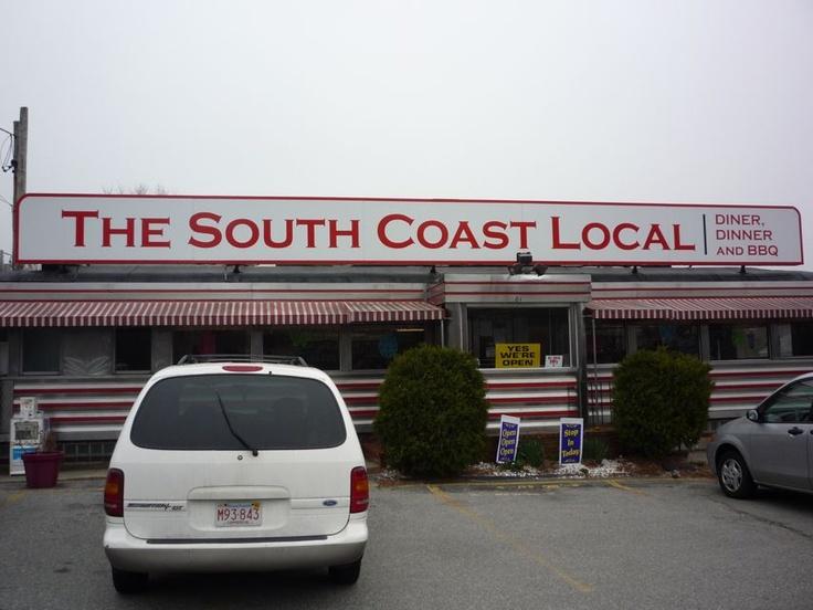 The South Coast Local, Mattapoisett MA