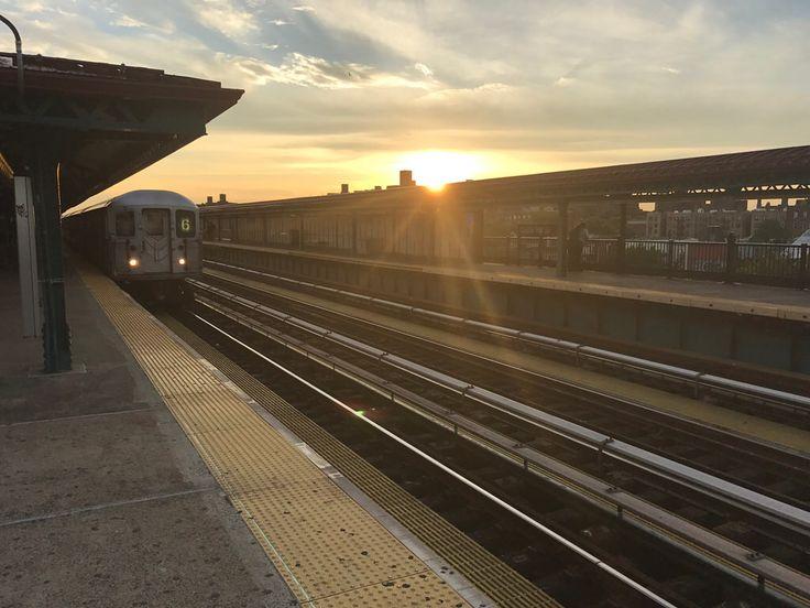 Castle Hill Station Bronx New York