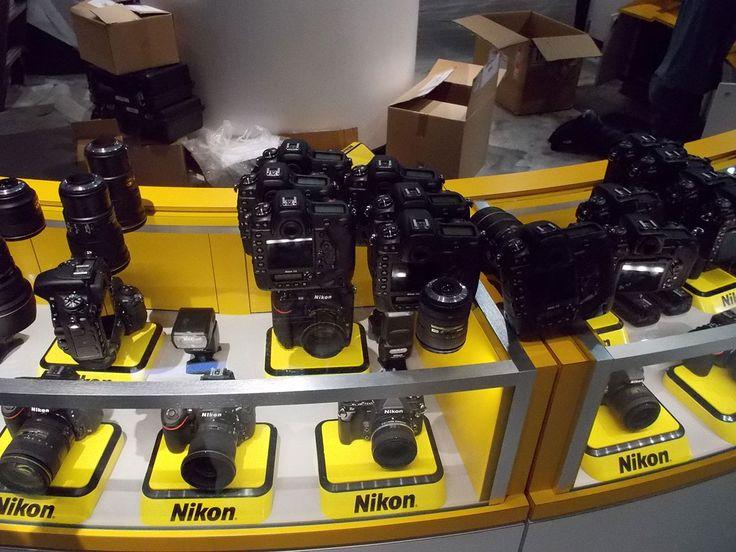 Nikon at the 2016 CES show   Nikon Rumors