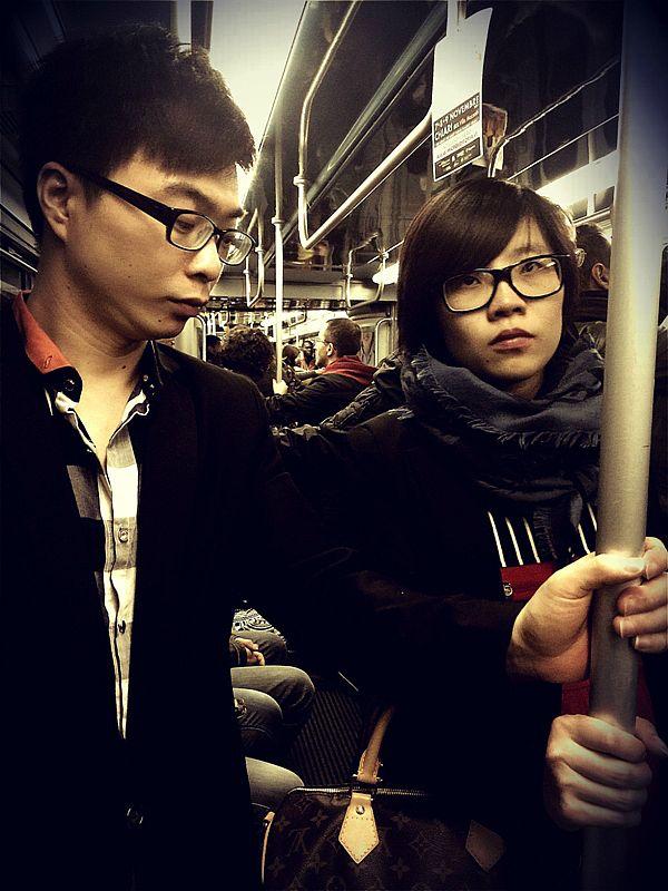 Subway, Milan - original