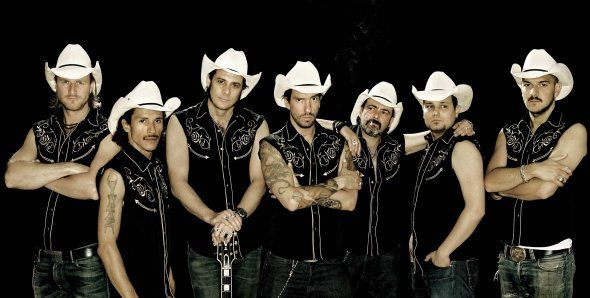 The BossHoss are back - new album 2013 and 10 concerts in Oct/ Nov 2013 - Tourdates out now! Ticketsale starts 19.10.2012 (Photo: mlk.com)