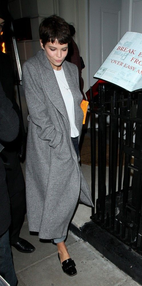 Pixie Geldof. Best casual look.
