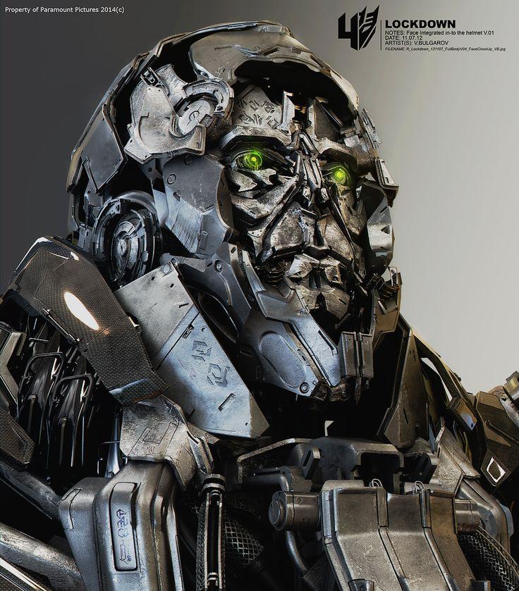 Виталий Булгаров: Дизайн для фильмов, игр и робототехники | 3DPAPA