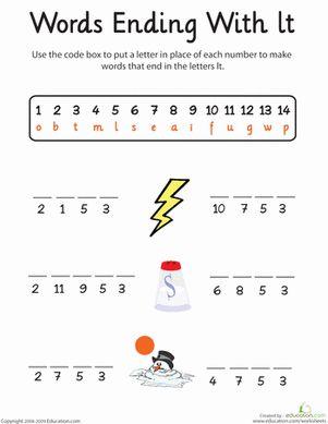 15 best phonics ending consonant blends images on pinterest consonant blends worksheets. Black Bedroom Furniture Sets. Home Design Ideas