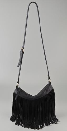 Twelfth St. by Cynthia Vincent- cross body bag: Cross Body Bags, Fringe Crossbody, Fringe Purse I