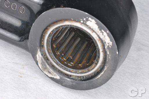 GSX600F Suzuki Katana 600 GSX 750 Online Service Manual suspension linkage bearing bushing