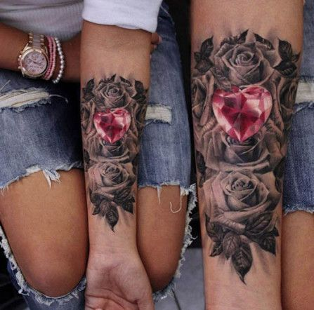 Gemstone Tattoos | Inked Magazine