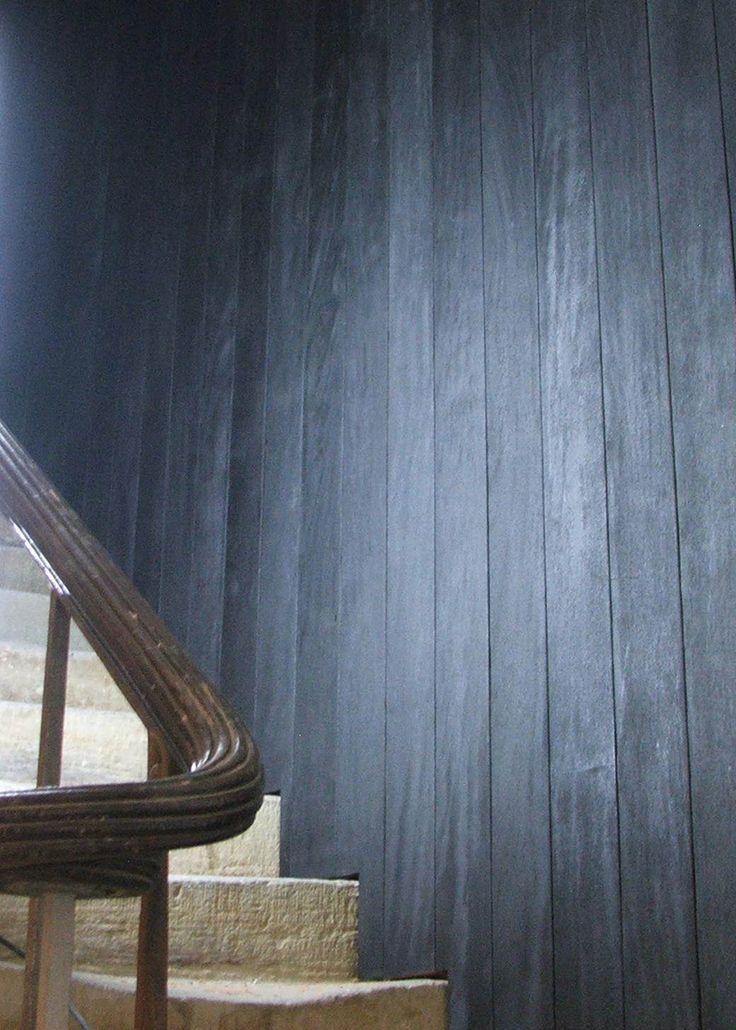 Shou Sugi Ban | Shou Sugi Ban - Yakisugi - Portfolio of Burnt Wood Projects