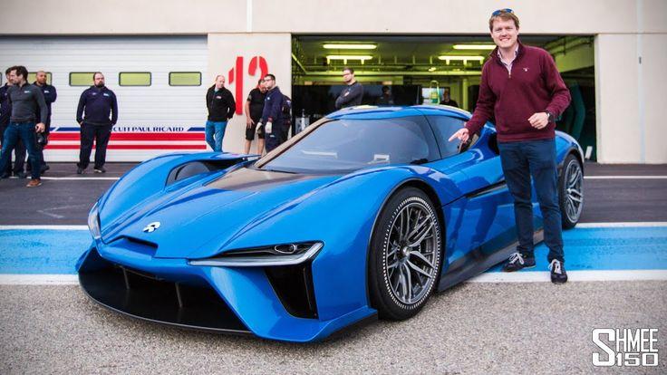 NIO EP9 – NextEV's Electric Supercar