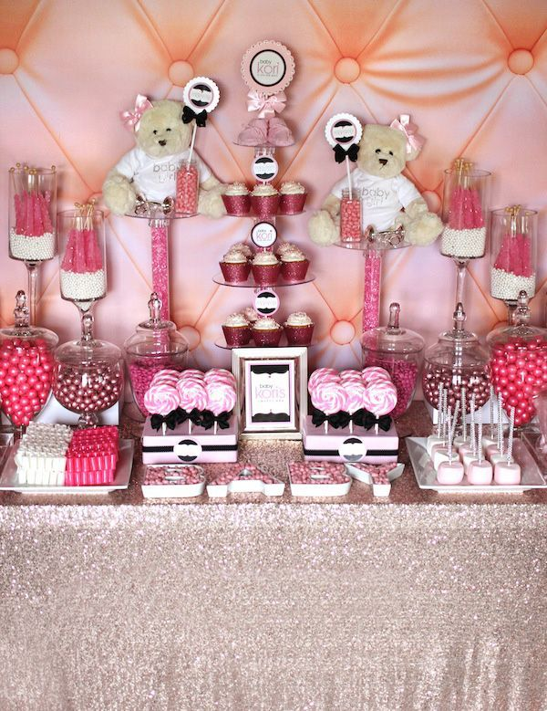 Candy+Bar+Set+Up+Ideas | How To Set Up A Candy Buffet (Step By Step Instructions