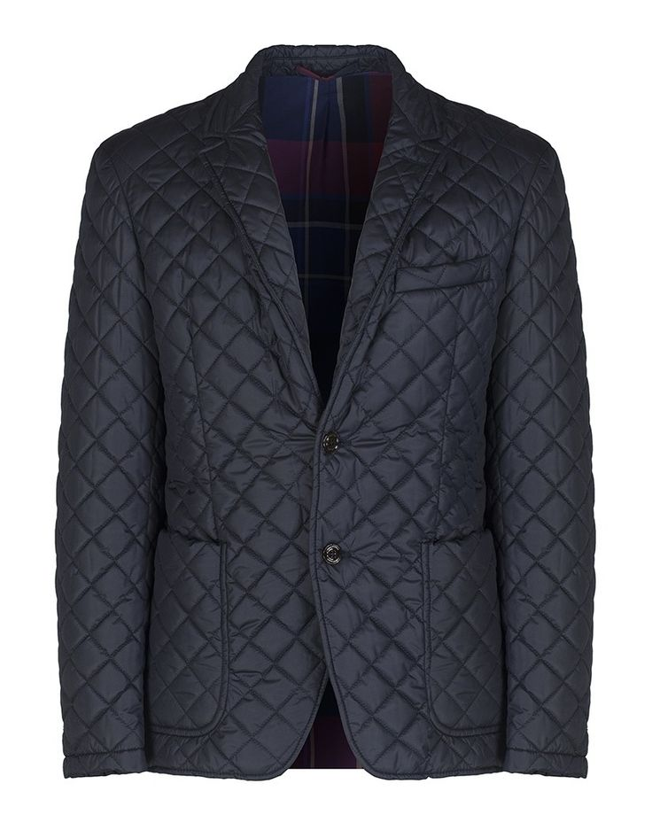 Hackett Men's Burford Quilted Jacket - Navy - Men's Quilted Jackets - Men's Jackets and Coats - Men | Country Attire