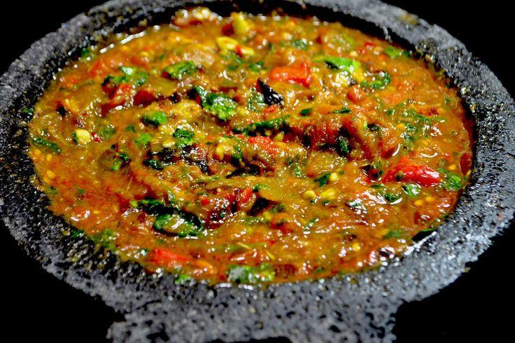 La mejor salsa que vas a comer en tu vida.