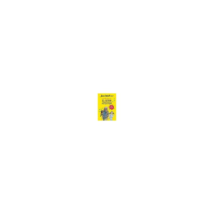 La increible historia del el Señor Apestoso / The Incredible Story of Mr. Stink (Paperback) (David