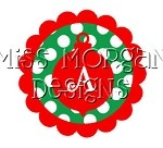 Iron-on Vinyl for Christmas pajama shirts.  Miss Morgan Designs