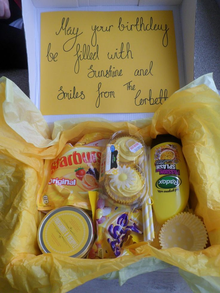 Beauty by a Geek: Sunshine In a Box Gift Idea