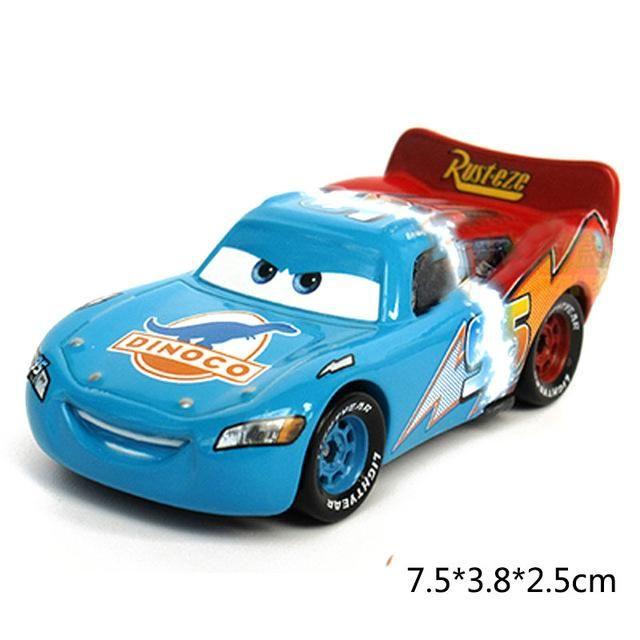 Disney Pixar Cars 3 Lightning Mcqueen Mater 1 55 Diecast Metal Alloy Model Car Birthday Gift Educational Toys For Children Boys Toy Model Cars Disney Pixar Cars Pixar Cars