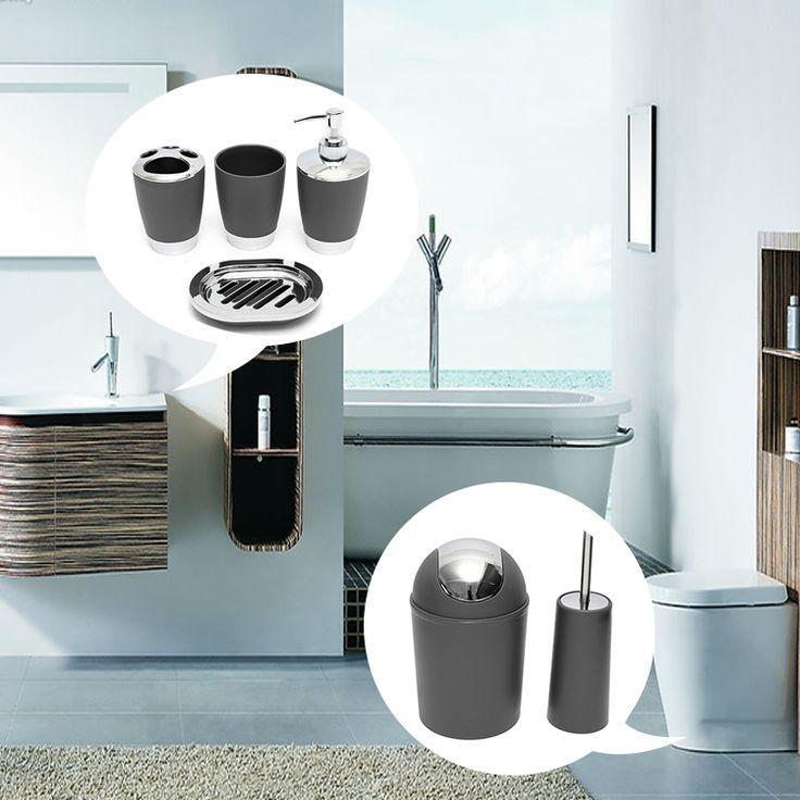 Die besten 25+ Badezimmer zubehör set Ideen auf Pinterest - badezimmer zubeh r set