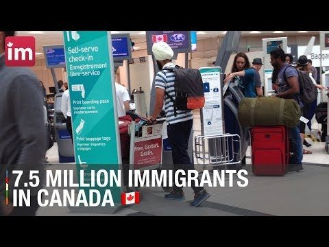 7.5 Million Immigrants in Canada | Immigration Trends