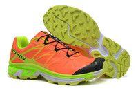 Νέα Salomon XT 3D φτερά εξαιρετικά παπούτσια Running παπούτσια Σολομώντα Men Sports Πεζοπορία Εξωτερική Εκπαίδευση αθλητικά παπούτσια πορτοκαλί πράσινο