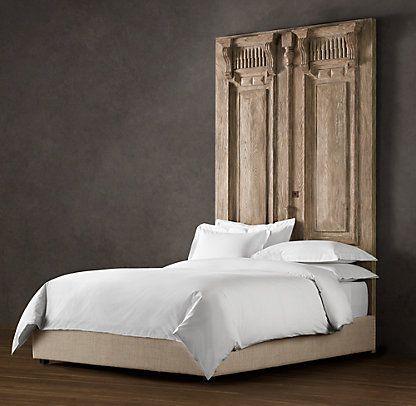 19th c french carved restoration hardware - Restoration Hardware Bedroom Furniture