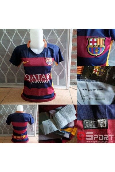 Jersey Barcelona Home 2015/2016 Ladies