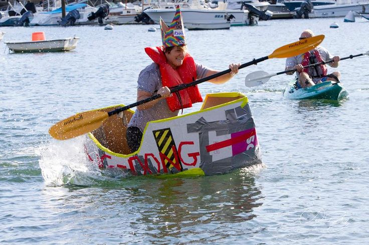 Construction Tips on How to Build a Cardboard Boat.. http://www.azboating.us/164/how-to-build-a-cardboard-boat.html