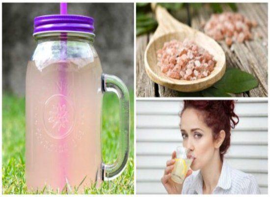 Salud al Día: Cómo preparar agua alcalina para bajar de peso, al...