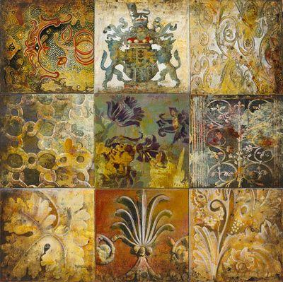 Tiles (Decorative Art) Framed Art at AllPosters.com