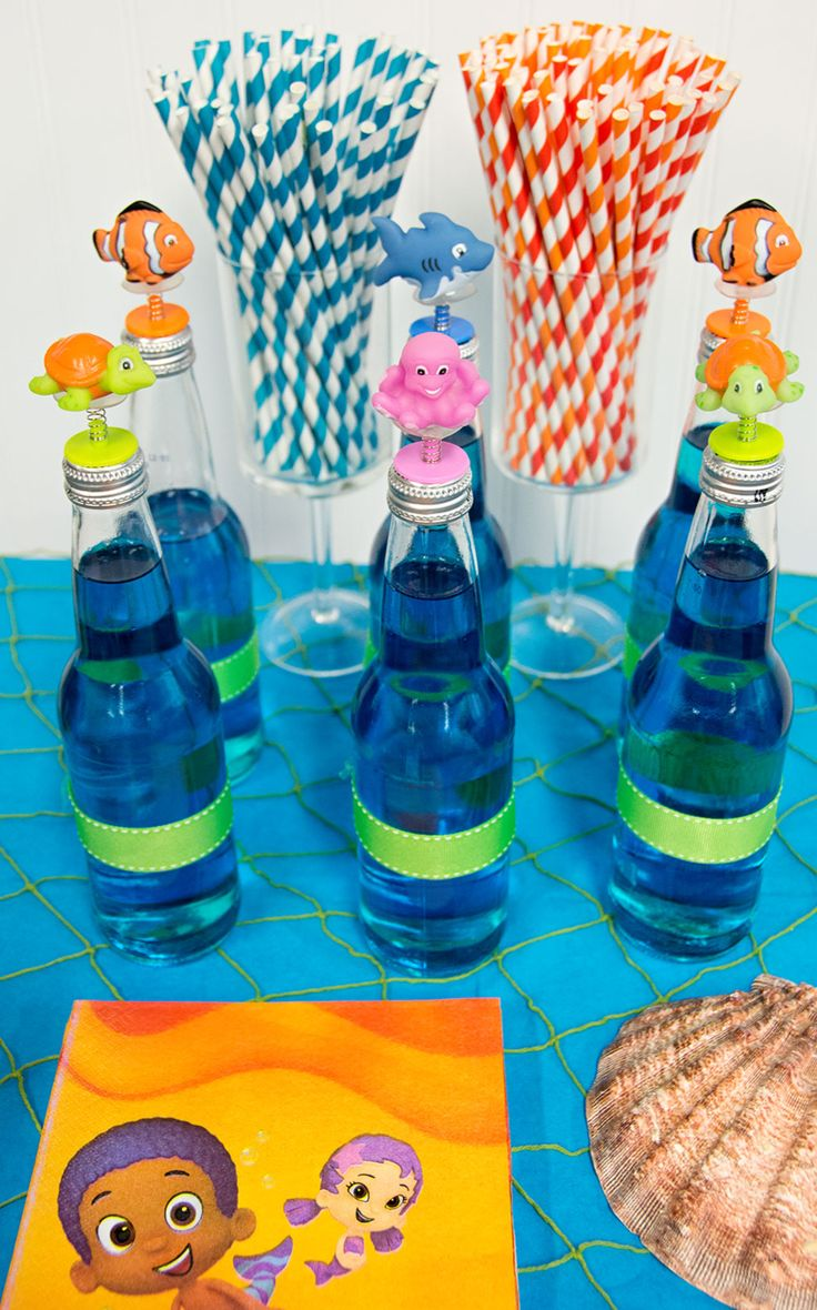 1660 best bubble guppies toys images on pinterest bubbles top soda or juice bottle caps with a pop up toy for a fun gamestrikefo Image collections