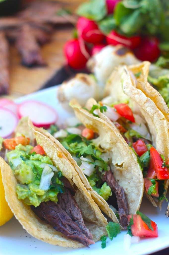 Carne Asada Tacos | Food! | Pinterest