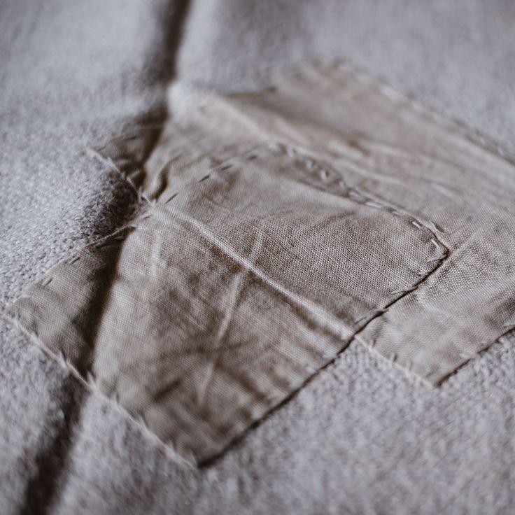 Natural Hemp Rug Patch Detail Naturals Pinterest Boro