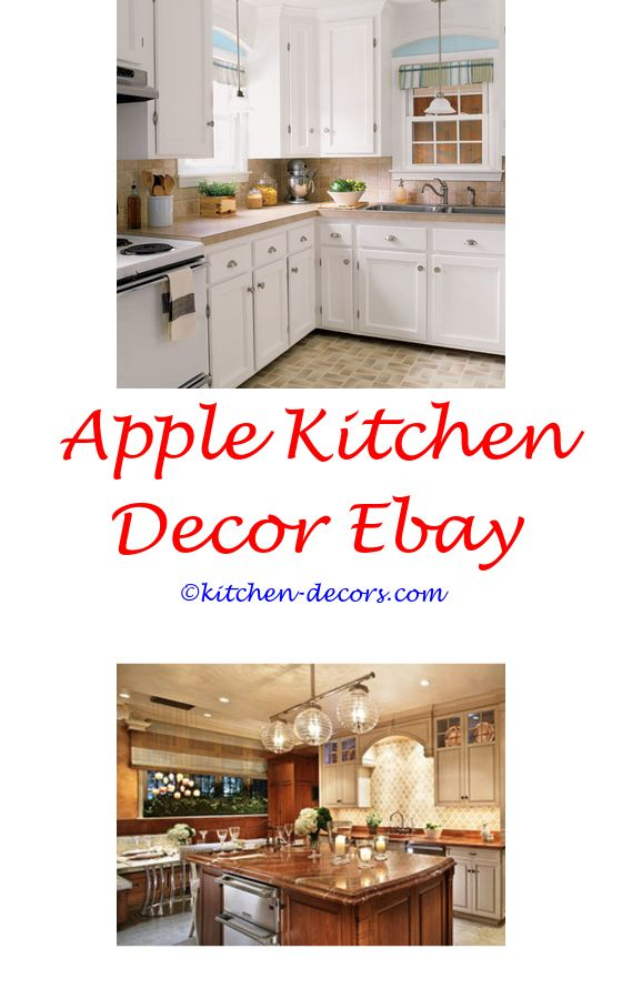 Kitchen Cabinents With Decorative Medalllions